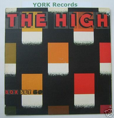 "HIGH - Box Set Go - Excellent Condition 12"" Single"