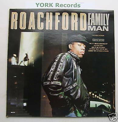 """ROACHFORD - Family Man - Excellent Condition 12"""" Single"""