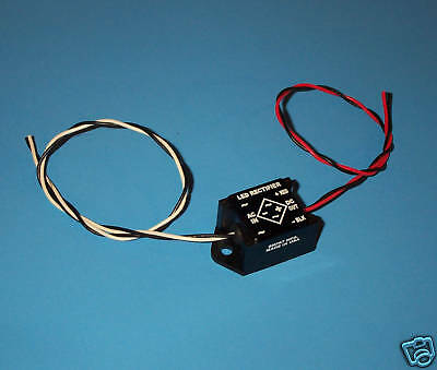 LED RECTIFIER - AC to DC LED CONVERTER USA FULL WAVE