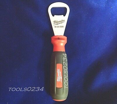New Milwaukee 48-22-2000 Bottle Opener Free Shipping