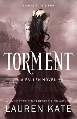 Torment: Book 2 of the Fallen Series, Kate, Lauren Paperback Book The Cheap Fast