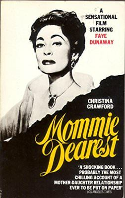 Mommie Dearest by Crawford, Joan Paperback Book The Cheap Fast Free Post