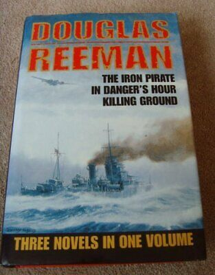 Douglas Reeman Omnibus by Reeman, Douglas Hardback Book The Cheap Fast Free Post