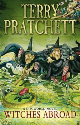 Witches Abroad: A Discworld Novel, Pratchett, Terry Paperback Book The Cheap