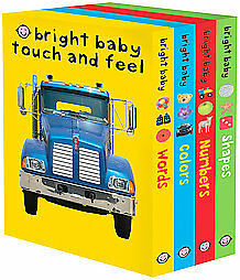 Bright Baby Touch & Feel (Hardcover) New