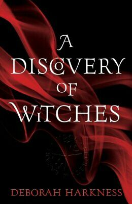 A Discovery of Witches: (All Souls 1) by Harkness, Deborah Hardback Book The
