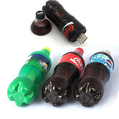 Coca Bottle Electronic Cigarette Lighter USB Rechargeable Battery Powered Lighte