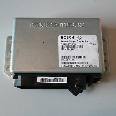 Boitier Electronique Trasmission Bosch 0260002619 (1re monte) 0501006867 GS 2.26