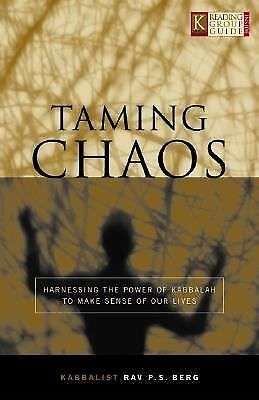 (2004-02-09) Taming Chaos: Harnessing the Power of Kabbalah to Make Sense of Our