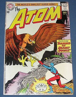 The Atom #5  March 1963