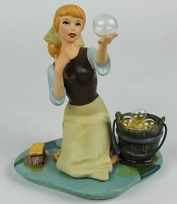 WDCC Disney Classics They Can't Stop Me From Dreaming Cinderella Figurine w COA