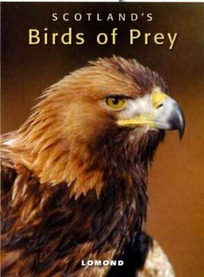 Scotland's Birds of Prey by Brian Etheridge Paperback Book The Cheap Fast Free