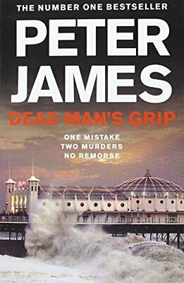 Dead Man's Grip (Ds Roy Grace 7) by James, Peter Book The Cheap Fast Free Post