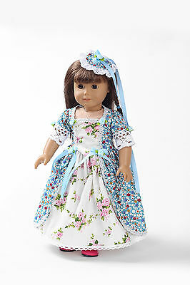 model Handmade hot dress clothes for 18 inch American Girl Doll b133