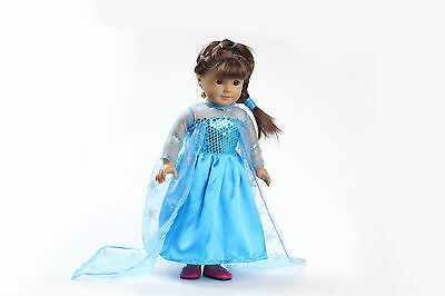 Hotsell Handmade lovely dress clothes for 18 inch American Girl Doll b121