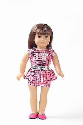 Hotsell Handmade lovely dress clothes for 18 inch American Girl Doll b129
