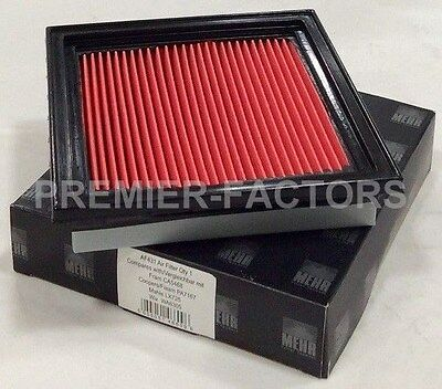 To Clear New Mehr Oe Quality Air Filter Nissan Micra Af431