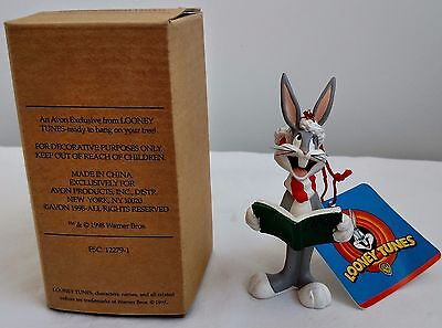 Avon Vintage 1998 Looney Tunes Ornament Bugs-New-Ships In 1 Day
