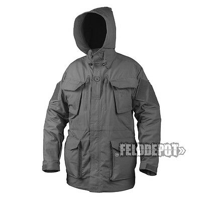 Helikon Tex PCS Parka Shadow Grey RipStop Smock