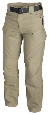 Helikon Tex Urban Tactical Pants UTP Khaki CANVAS Polizei Security
