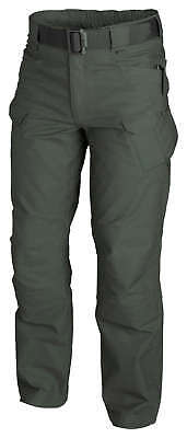 Helikon Tex Urban Tactical Pants UTP Jungle Green CANVAS Polizei Security
