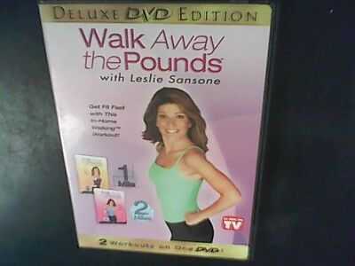 Leslie Sansone - Walk Away the Pounds (Get Up and Get Started 1 Mile / High Calo