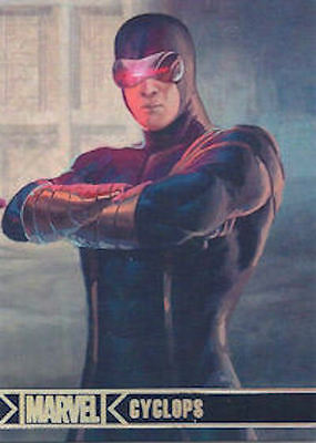 Parallel 19 Cyclops #19 Holofoil Marvel Greatest Heroes 2012 Rittenhouse