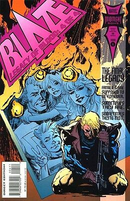 Blaze - Legacy of Blood (1993-1994) #4 of 4