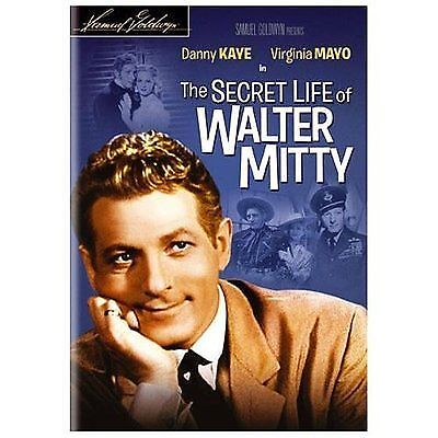 The Secret Life of Walter Mitty (DVD) -- $10 !!