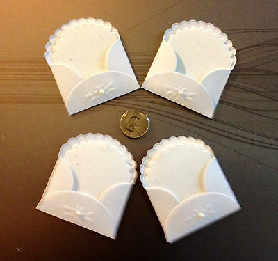EMBOSSED, WITH A PEARL NOTE CARD AND ENVELOPE  DIE CUTS