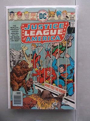 Justice League of America Vol. 1 (1960-1987) #131 FN+