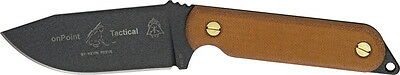 Tops Knives Onpoint Tactical ONPT-01  Survival Knife New with Certificate USA