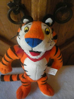Tony the Tiger Vintage Kellogg's Frosted Flakes Jointed Plush Stuffed Animal