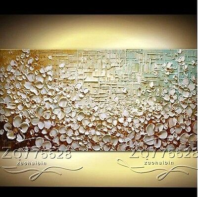 20X40 Abstract Modern Canvas Oil Painting /Pure Hand-painted/ NO Frame  YHC0250