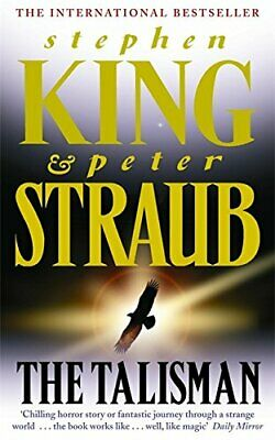 The Talisman, Straub, Peter Paperback Book The Cheap Fast Free Post