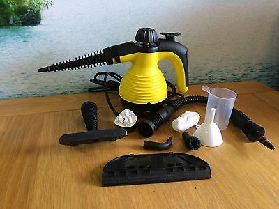 Steam Cleaner  Portable Hand Held Steamer for cooker bathroom window fabric