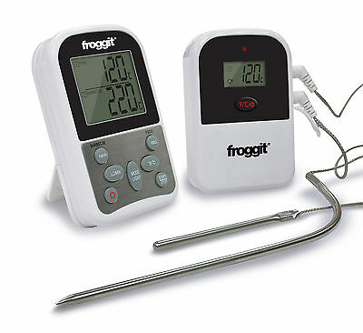 Funk Grillthermometer 2 Fühler SmokeMax TWO BBQ Grill Thermometer Digital