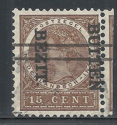 Netherlands Indies stamps 1908 NVPH 90f  CANC  VF