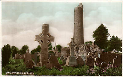 Monasterboice, Co. Louth in Milton Renowned Series. Cross.