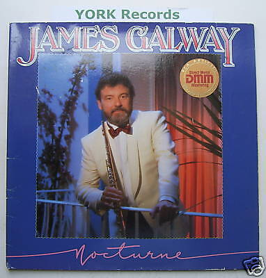 JAMES GALWAY - Nocturne - Excellent Con LP Record