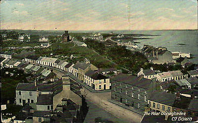 Donaghadee, County Down. The Moat by Lawrence.