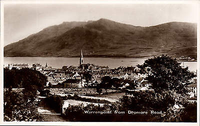 Warrenpoint, County Down from Dromore Road # 23041 by Valentine's.
