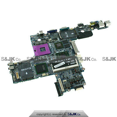 NEW Dell Latitude D630 Laptop System Motherboard w onBoard 128MB nVidia Video