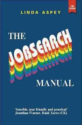 The Job Search Manual - Paperback NEW Linda Aspey 1998-02-26