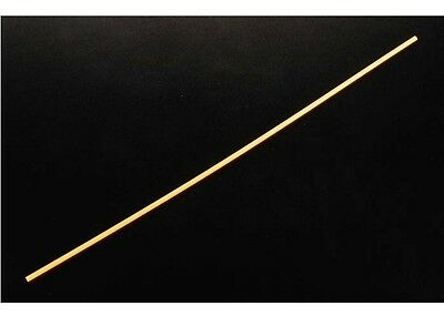 Dubro 2354 Antenna Tube Neon Light Orange 12-1/4x1/8""
