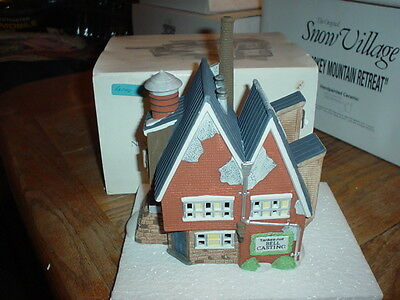 """""""Yankee Jud Bell Casting"""" New England Village Series-Hand Painted - Lighted"""