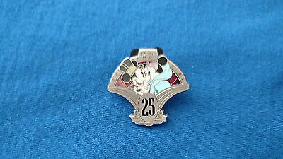 Disney Hollywood Studios 25th Anniversary Mickey and Minnie Mouse Mystery Pin