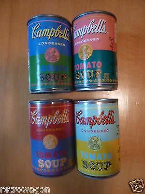 Target Andy Warhol Campbell's Soup Cans Empty Art Pop Mod Hip
