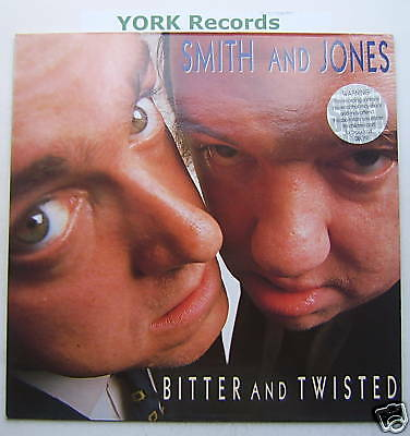 SMITH & JONES - Bitter & Twisted - Ex Con LP Record