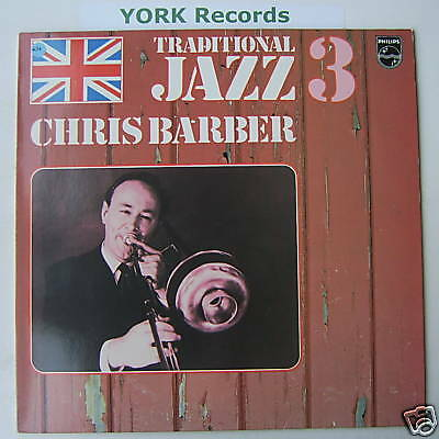 CHRIS BARBER - Down By The Riverside - N Mint LP Record